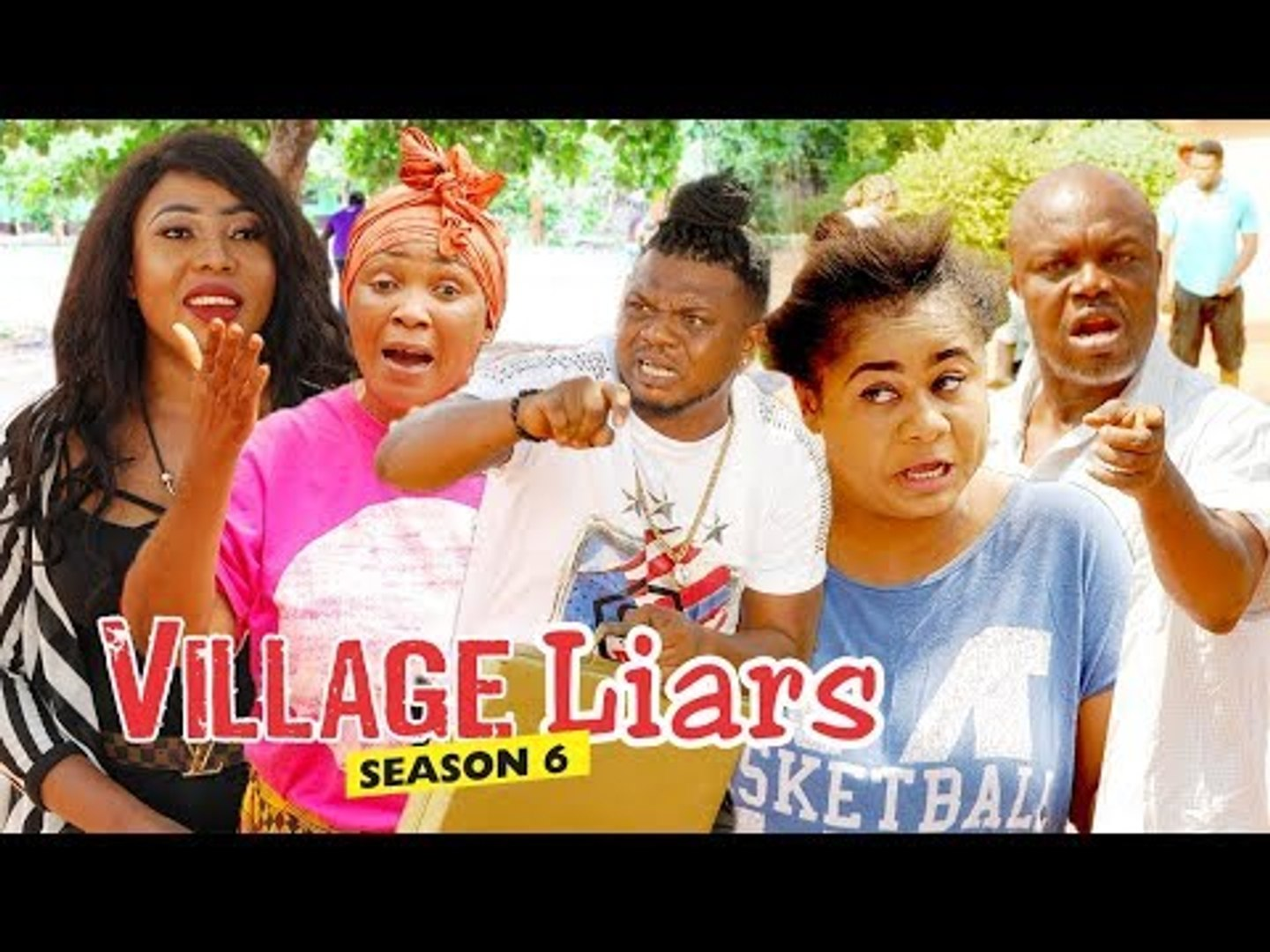 VILLAGE LIARS 6 - 2018 LATEST NIGERIAN NOLLYWOOD MOVIES || TRENDING NOLLYWOOD MOVIES