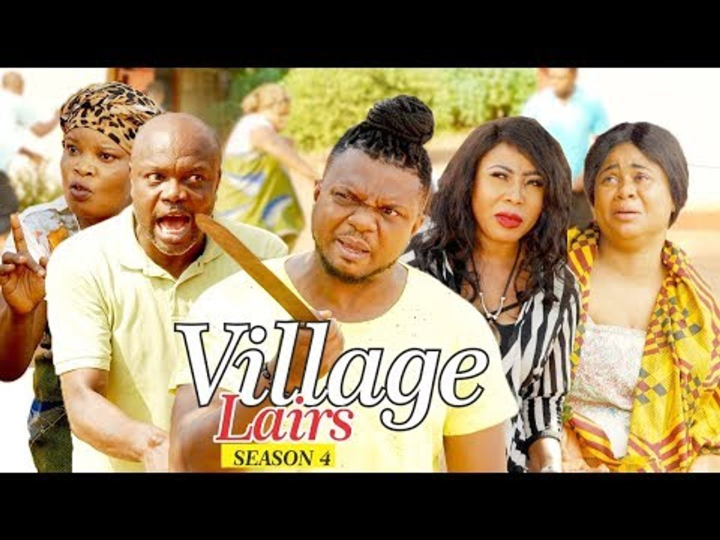 VILLAGE LIARS 4 - 2018 LATEST NIGERIAN NOLLYWOOD MOVIES || TRENDING NOLLYWOOD MOVIES