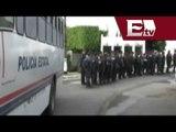 Aplican exámenes de control y confianza a policías de Morelos / Titulares con Vianey Esquinca