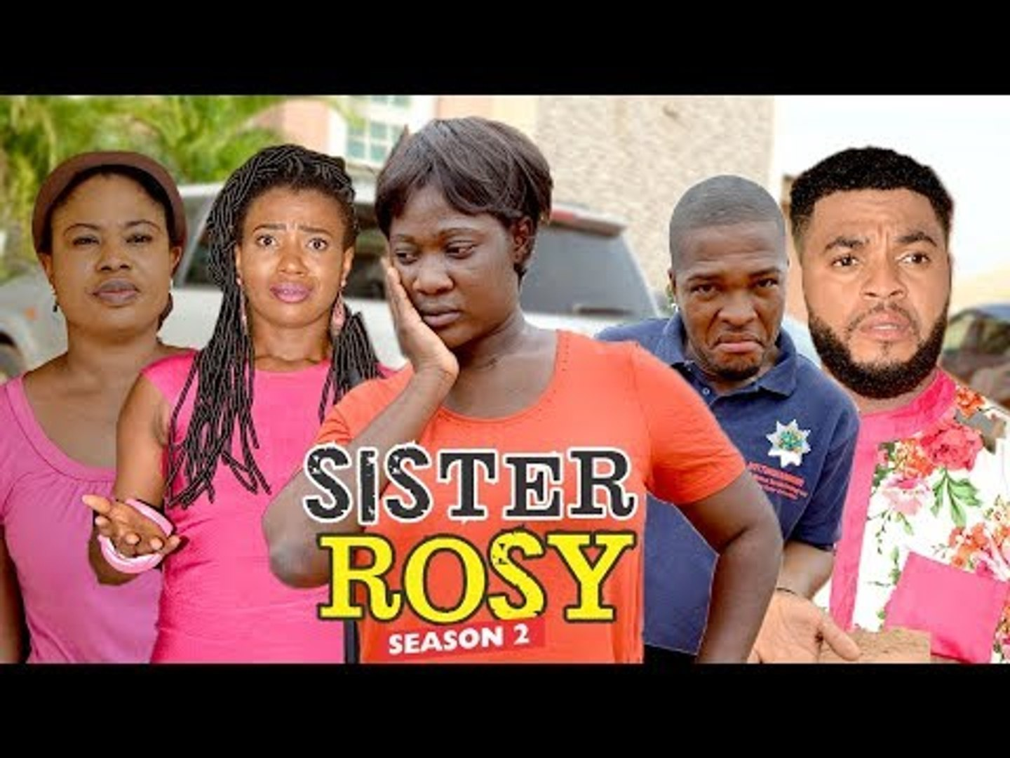 SISTER ROSY 2 - LATEST NIGERIAN NOLLYWOOD MOVES || TRENDING NOLLYWOOD MOVIES