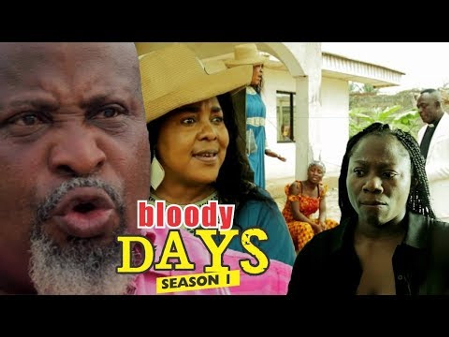 BLOODY DAYS 1 - LATEST NIGERIAN NOLLYWOOD MOVIES || TRENDING NOLLYWOOD MOVIES