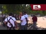 Autodefensas dejarán de buscar delincuentes en Michoacán / Todo México con Martín Espinosa