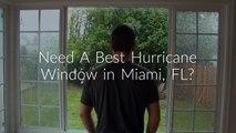 BHP Windows and Doors : Hurricane Windows in Miami, FL