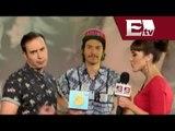 Caloncho en entrevista para Infiltrados / Infiltrados con Andrea Newman y Josefo Velázquez