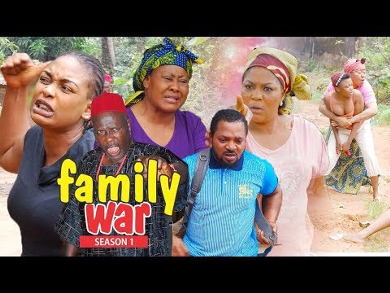 FAMILY WAR 1 - LATEST NIGERIAN NOLLYWOOD MOVIES || TRENDING NIGERIAN MOVIES