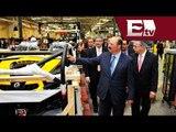 Chihuahua acoge nueva planta automotriz de BRP; crearán 900 nuevos empleos/ T de la tarde
