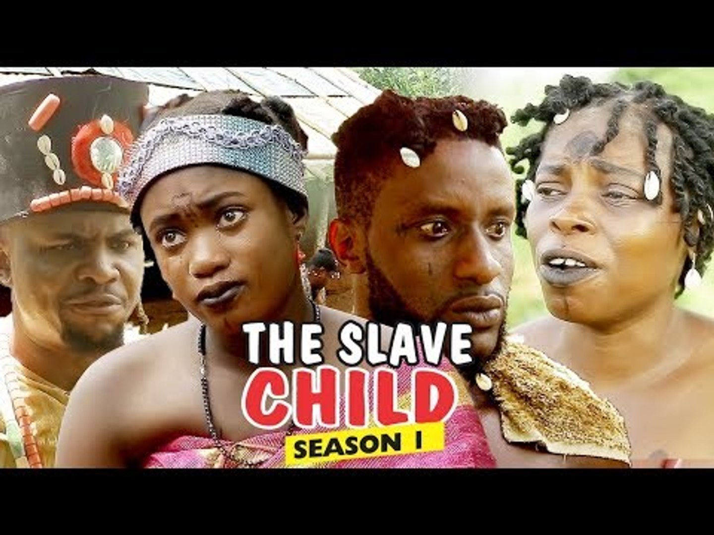 THE SLAVE CHILD 1 - LATEST NIGERIAN NOLLYWOOD MOVIES || TRENDING NOLLYWOOD MOVIES