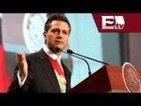 Peña Nieto cierra garitas en Quintana Roo / Excélsior Informa