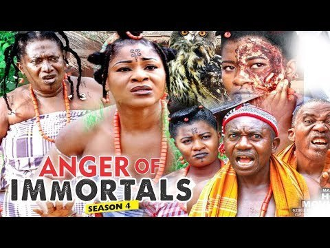ANGER OF IMMORTALS 4 - 2018 LATEST NIGERIAN NOLLYWOOD MOVIES    TRENDING NOLLYWOOD MOVIES