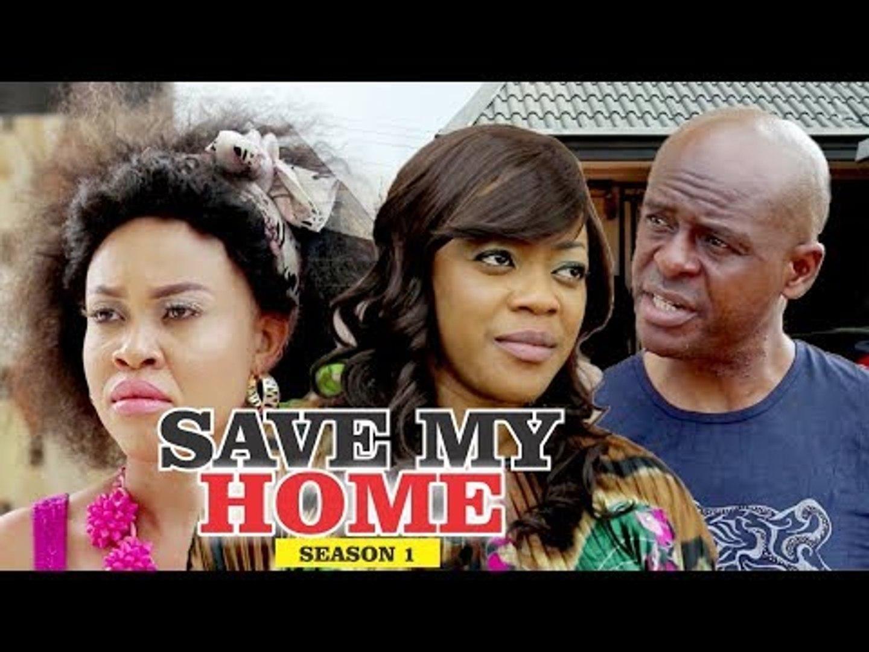 SAVE MY HOME 1 (REGINA DANIELS) - LATEST NIGERIAN NOLLYWOOD MOVIES    TRENDING NOLLYWOOD MOVIES 2018