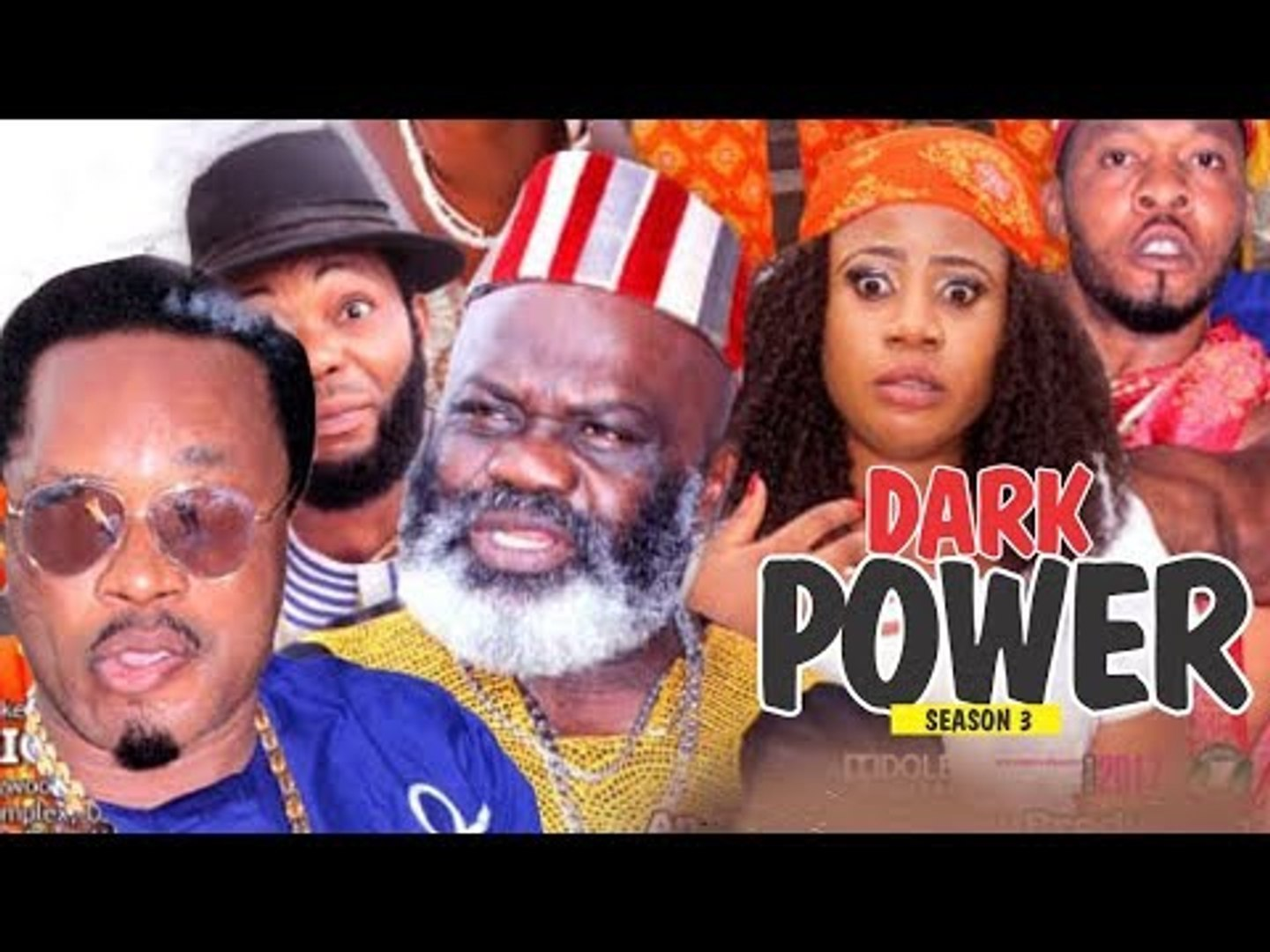 DARK POWER 3 - LATEST NIGERIAN NOLLYWOOD MOVIES || TRENDING NIGERIAN MOVIES