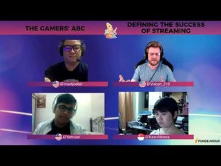 Gamer's ABC Ep.3: Defining the Success of Streaming