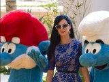 Katy Perry ¡pitufantástica! en Cancún // Katy Perry visit cancun