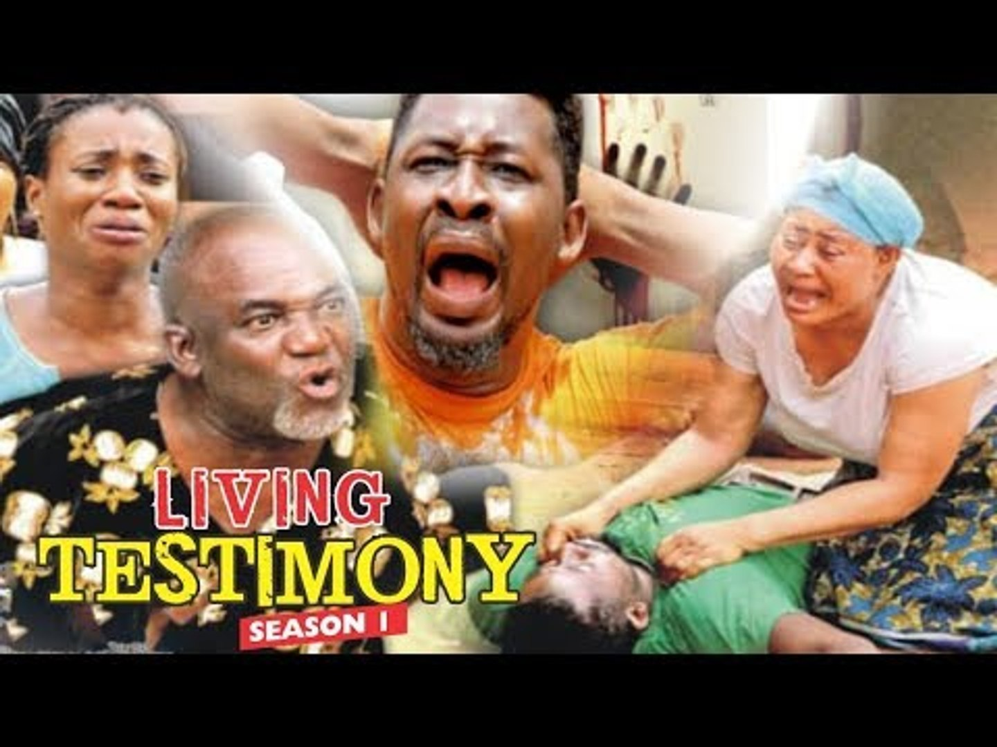 LIVING TESTIMONY 1 - LATEST NIGERIAN NOLLYWOOD MOVIES || TRENDING NOLLYWOOD MOVES