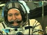 Astronautas realizan pruebas finales antes de ir al espacio