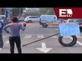 Manifestantes se enfrentan contra policías tras desalojo en carretera 175 de Oaxaca / Todo México