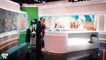 BFMTV déménage dès dimanche  et va inaugurer de nouveaux studios à découvrir ici - VIDEO