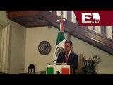 Peña Nieto llega a Roma para realizar visita oficial a la Santa Sede  / Excélsior Informa
