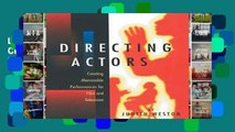 Library  Directing Actors: Creating Memorable Performances for Film and Television