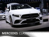 Mercedes Classe A Berline en direct du Mondial de Paris 2018