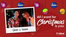 Chan Millanes and Sassa - All I Want For Christmas Is You