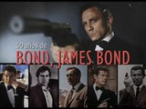 50 años de James Bond / los mejores interpretaciones de James Bond / 50 years of James Bond
