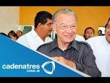 PGR cancela cuentas bancarias de la familia Granier / Cancelan cuentas bancarias de Andrés Granier