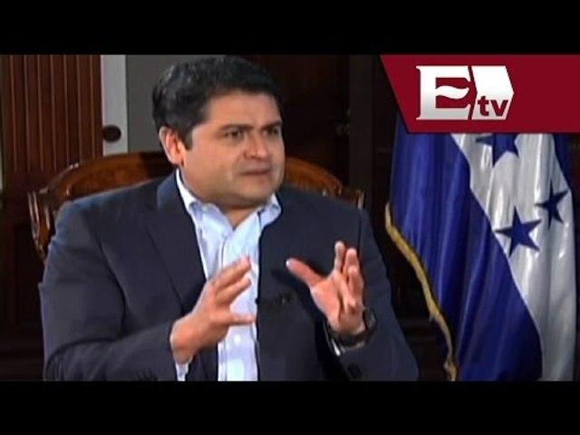 Entrevista a Juan Orlando Hernández, presidente de Honduras/ Pascal Beltrán del Río | Godialy.com