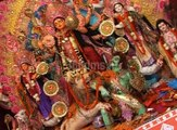 Watch Sindoor Khela Ceremony of Durga Puja Festival