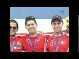 México gana medalla de Oro en Tiro con arco / Mundial de Tiro con arco / Oro para México