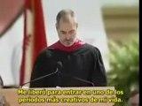 Vídeo Discurso de Steve Jobs en la Universidad de Stanford