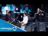 Paul McCartney y ex integrantes de nirvana juntos en Seattle / Paul McCartney and Nirvana in concert