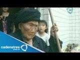 Mujer China busca ser reconocida como la mujer más vieja del mundo