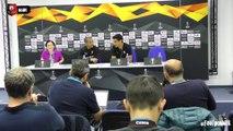 Inside Astana veille de match