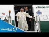 Papa Francisco llega a Brasil / Pope Francisco comes to Brazil