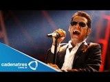 "Marc Anthony presenta su nuevo álbum ""Marc Anthony 3.0""/ Marc Anthony responde a las críticas"