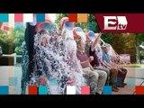 ¿El Ice Bucket Challenge si concientiza sobre la esclerosis lateral amiotrófica? Entre Mujeres