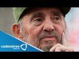 Fidel Castro cumple 87 años / Fidel Castro celebrates 87 years
