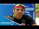 Luis Rivera listo para el Mundial de atletismo en Moscú / Luis Rivera, entrevista