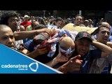 Aumentan los muerto en Egipto y la posible liberación de Hosni Mubarak complica la situación