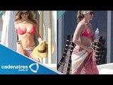 Jennifer Aniston de visita en Los Cabos / Jennifer Aniston visiting Los Cabos