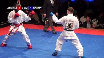2018 | 10K Karate Clash | Group 2 | Round 1 |_Edwards v O'Sullivan