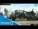Transportistas duranguenses realizan bloqueos para denunciar extorsión policiaca