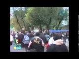 ¡ULTIMA HORA! Ciudadanos molestos por los bloqueos de los maestros / Manifestaciones maestros 2013
