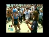 ¡Impresionante! Mujer de 64 años nada de Cuba a la Florida/ Female swiming from Cuba to Florida