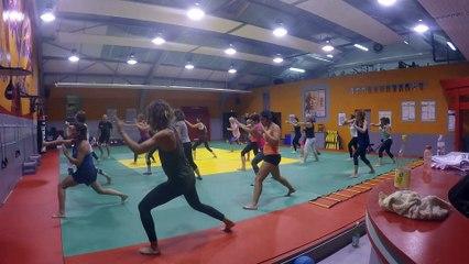 saison cardio training section taiso