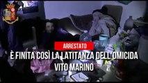 Arrestato Vito Marino, il latitante che sconterà l'ergastolo per triplice omicidio   Notizie.it