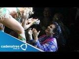 Perfume de Gardenias opina sobre el homenaje a Juan Gabriel /Juan Gabriel in Perfume