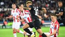PSG: Neymar brille contre l'Etoile rouge de Belgrade