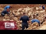 Investigación sobre los cuerpos encontrados en las fosas clandestinas / Vianey Esquinca
